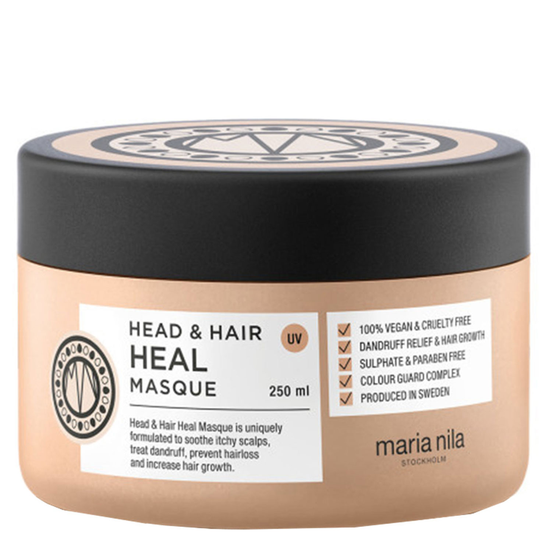 Care & Style - Head & Hair Heal Masque - 250ml