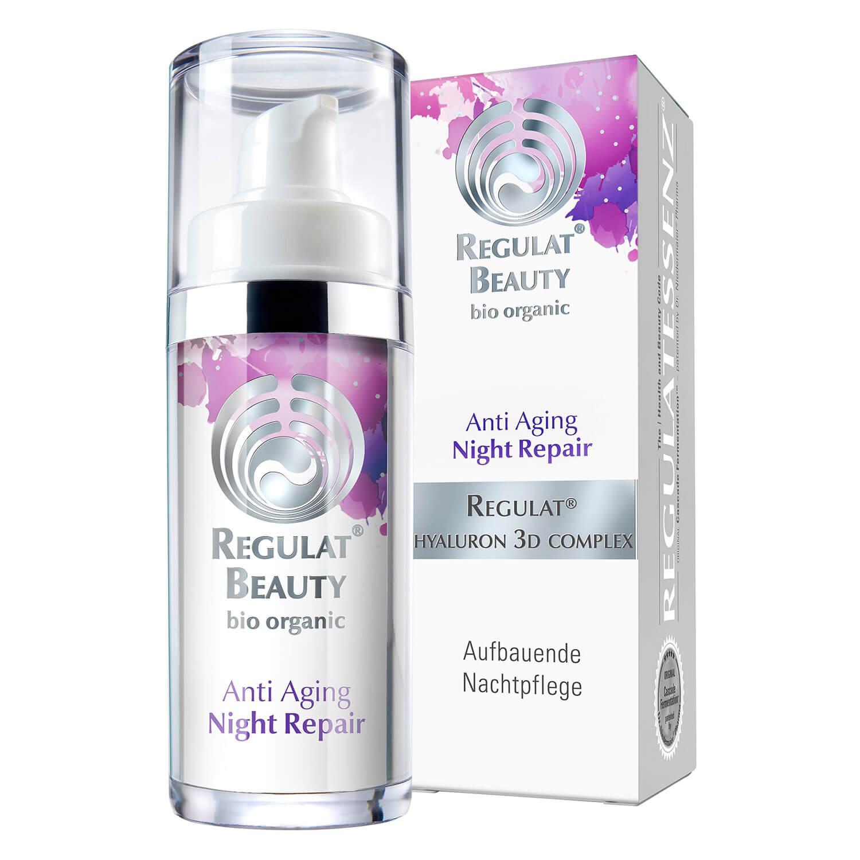 Regulat® Beauty - Anti Aging Night Repair - 30ml