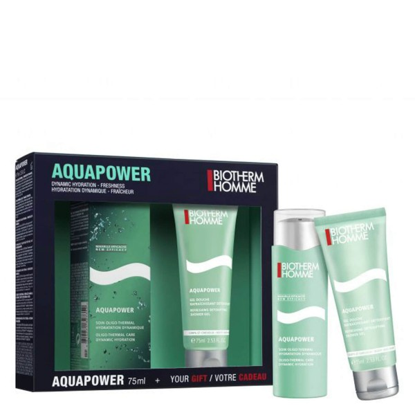 Biotherm Homme - Aquapower Set